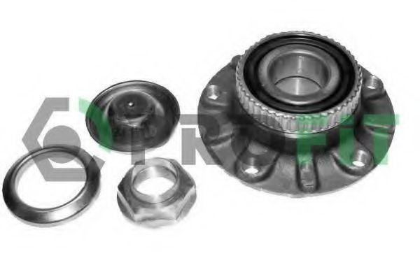 Ступица колеса переднего PROFIT 25014010