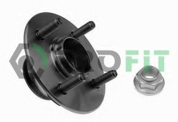 Ступица колеса PROFIT 25015011