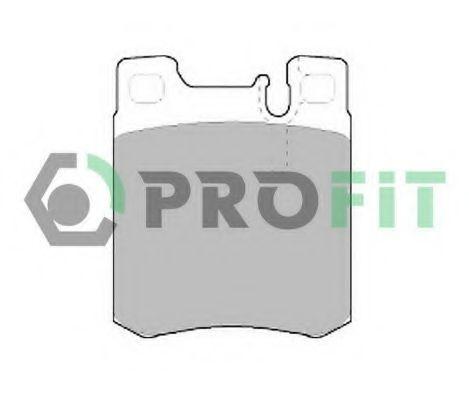 Колодки тормозные PROFIT 50000799