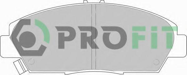 Колодки тормозные PROFIT 50000904