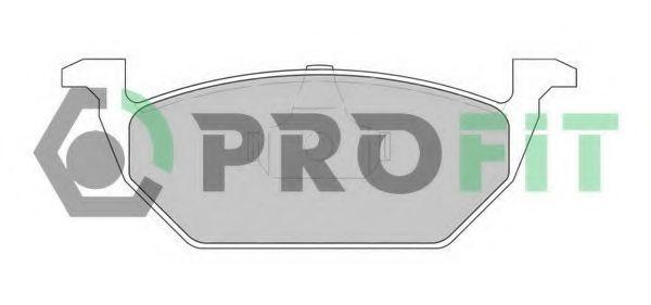 Колодки тормозные PROFIT 5000-1094