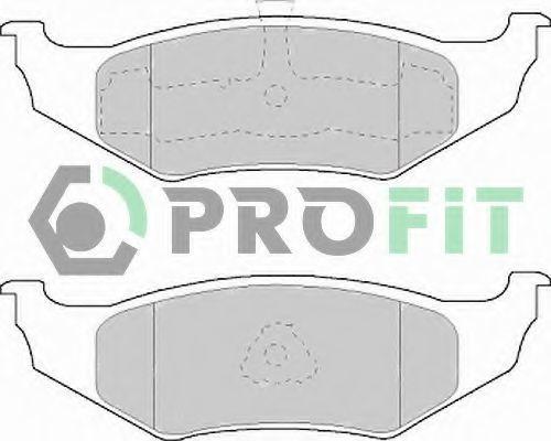 Купить Колодки тормозные PROFIT 50001099