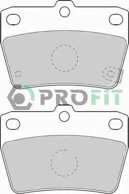 Купить Колодки тормозные задние PROFIT 50001531