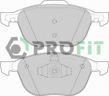 Колодки тормозные PROFIT 5000-1594