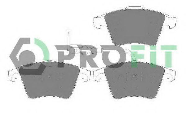 Купить Колодки тормозные PROFIT 50001643