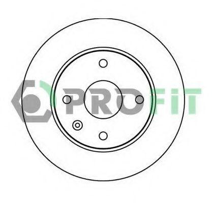 Диск тормозной PROFIT 50101257