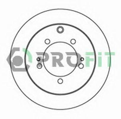 Диск тормозной PROFIT 50102018