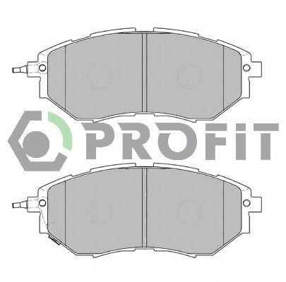 Колодки тормозные PROFIT 50001984