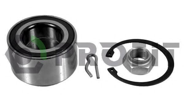 Подшипник ступицы колеса комплект PROFIT 2501-3683
