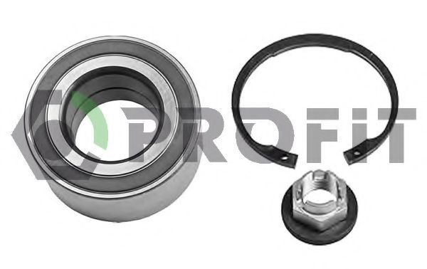 Подшипник ступицы колеса комплект PROFIT 2501-6520