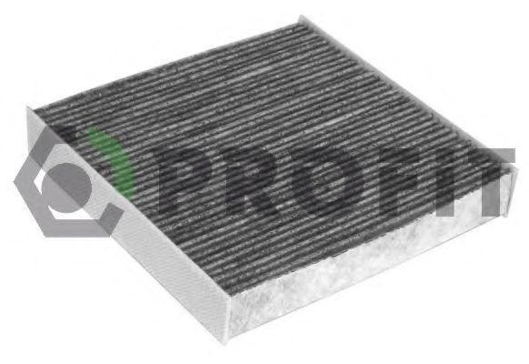 Купить Фильтр воздуха салона угольный PROFIT 15212352