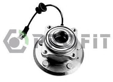 Ступица колеса PROFIT 25017439
