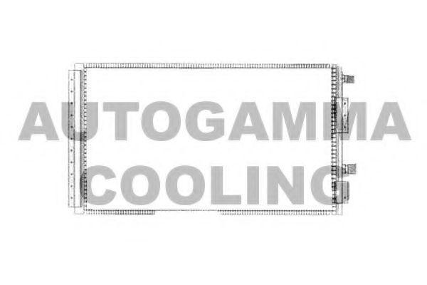 Конденсатор, кондиционер AUTOGAMMA 103280