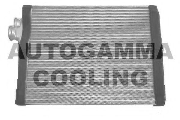 Теплообменник, отопление салона AUTOGAMMA 107256