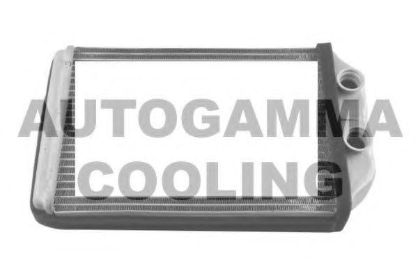 Теплообменник, отопление салона AUTOGAMMA 107258