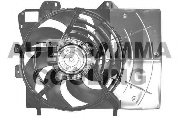 Вентилятор, охлаждение двигателя AUTOGAMMA GA200319