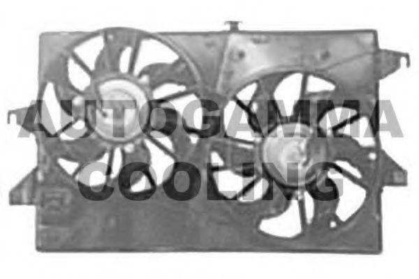 Вентилятор, охлаждение двигателя AUTOGAMMA GA200442