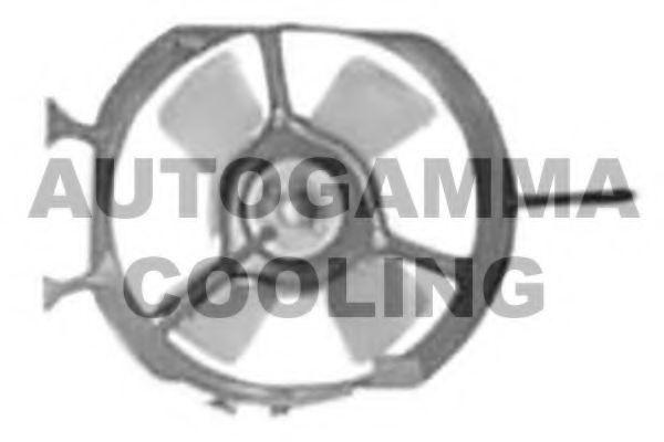 Вентилятор, охлаждение двигателя AUTOGAMMA GA200720