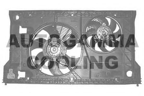 Вентилятор, охлаждение двигателя AUTOGAMMA GA200820