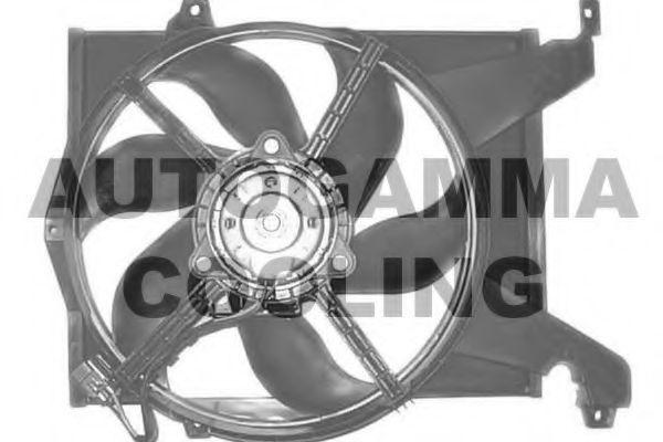Вентилятор, охлаждение двигателя AUTOGAMMA GA200844