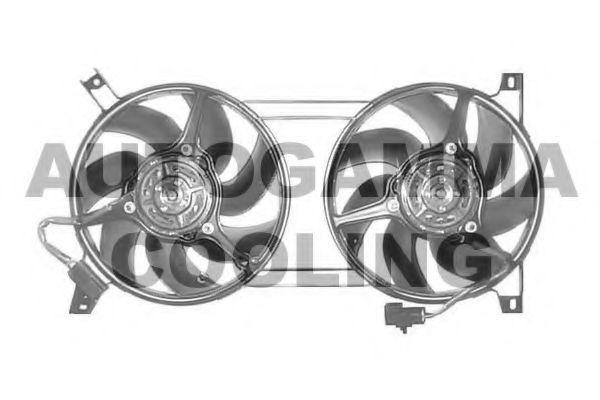 Вентилятор, охлаждение двигателя AUTOGAMMA GA201001