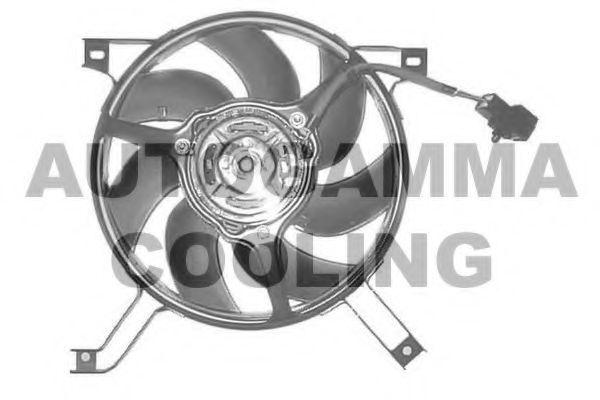 Вентилятор, охлаждение двигателя AUTOGAMMA GA201002
