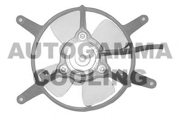 Вентилятор, охлаждение двигателя AUTOGAMMA GA201116