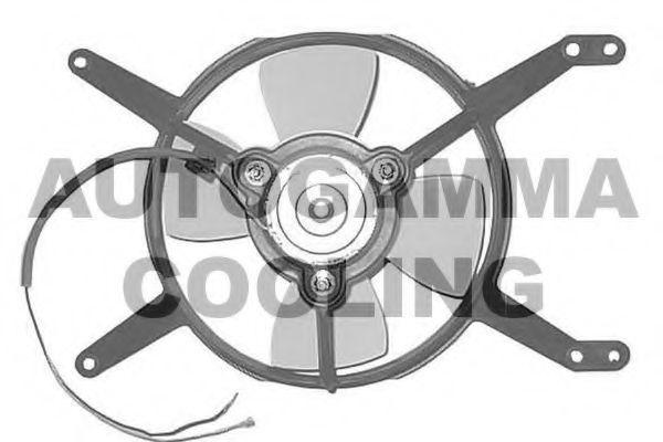 Вентилятор, охлаждение двигателя AUTOGAMMA GA201117