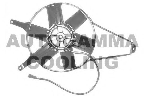 Вентилятор, охлаждение двигателя AUTOGAMMA GA201118