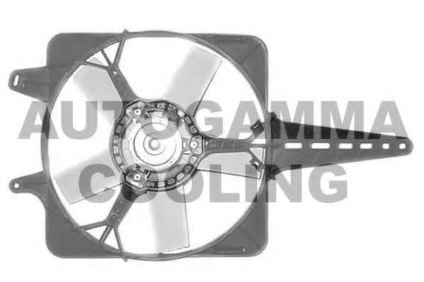 Вентилятор, охлаждение двигателя AUTOGAMMA GA201124