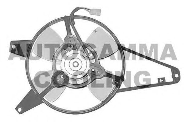 Вентилятор, охлаждение двигателя AUTOGAMMA GA201127