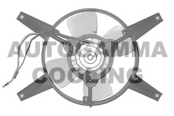 Вентилятор, охлаждение двигателя AUTOGAMMA GA201137