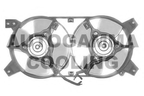 Вентилятор, охлаждение двигателя AUTOGAMMA GA201147