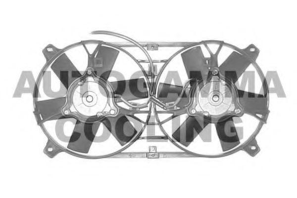 Вентилятор, охлаждение двигателя AUTOGAMMA GA201149