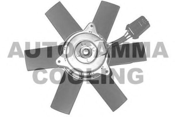 Вентилятор, охлаждение двигателя AUTOGAMMA GA201154