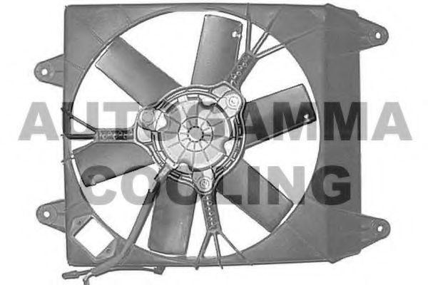 Вентилятор, охлаждение двигателя AUTOGAMMA GA201160