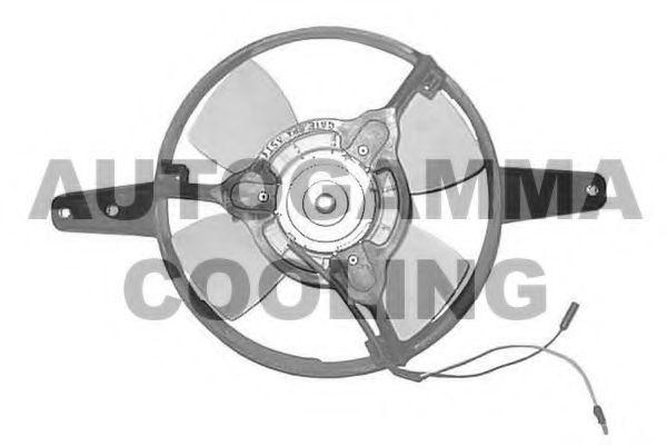 Вентилятор, охлаждение двигателя AUTOGAMMA GA201165