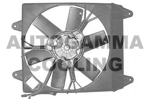 Вентилятор, охлаждение двигателя AUTOGAMMA GA201172