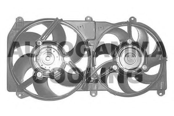 Вентилятор, охлаждение двигателя AUTOGAMMA GA201220
