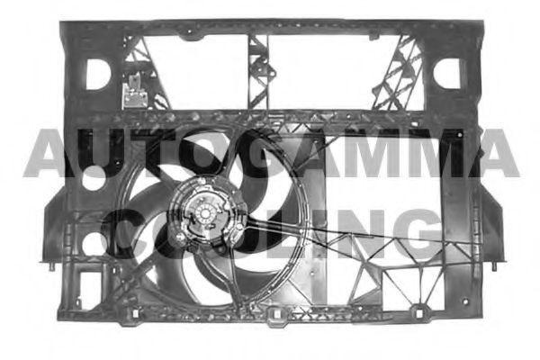 Вентилятор, охлаждение двигателя AUTOGAMMA GA201246