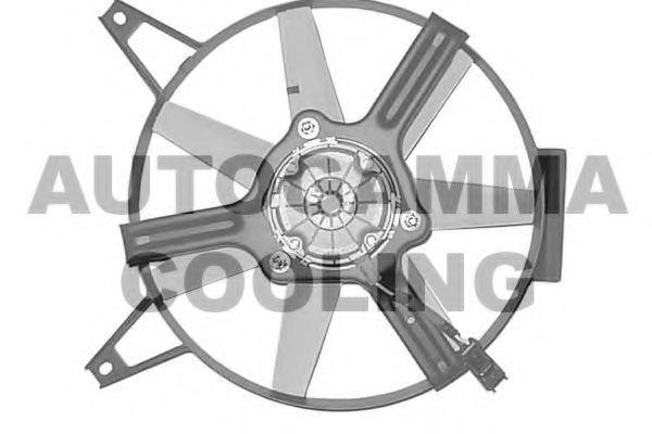 Вентилятор, охлаждение двигателя AUTOGAMMA GA201326