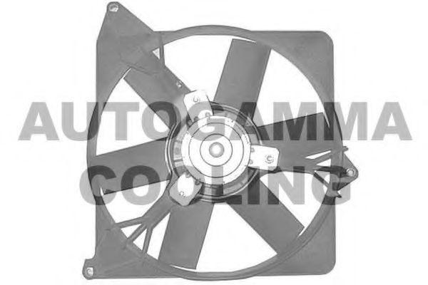 Вентилятор, охлаждение двигателя AUTOGAMMA GA201413