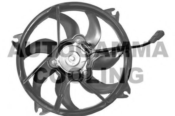Вентилятор, охлаждение двигателя AUTOGAMMA GA222501