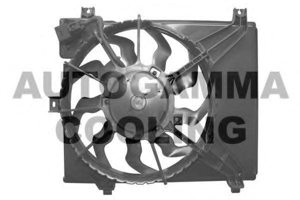 Вентилятор, охлаждение двигателя AUTOGAMMA GA228000