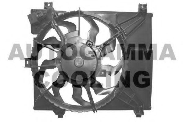 Вентилятор, охлаждение двигателя AUTOGAMMA GA228001