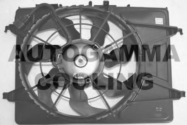 Вентилятор, охлаждение двигателя AUTOGAMMA GA228002