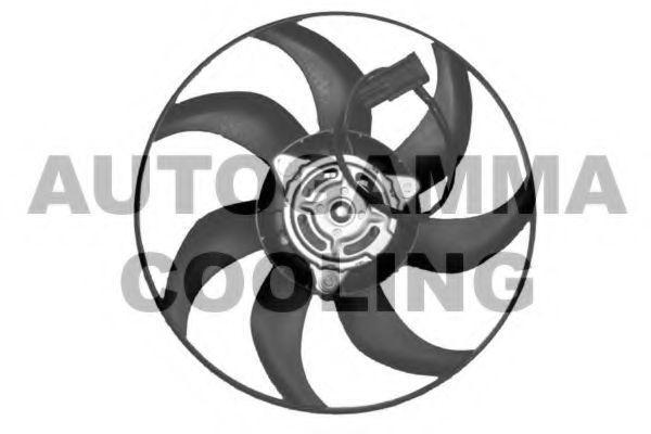 Вентилятор, охлаждение двигателя AUTOGAMMA GA225008
