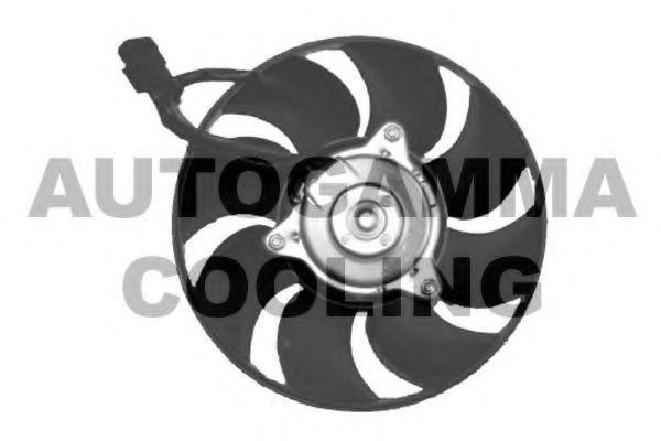 Вентилятор, охлаждение двигателя AUTOGAMMA GA225009