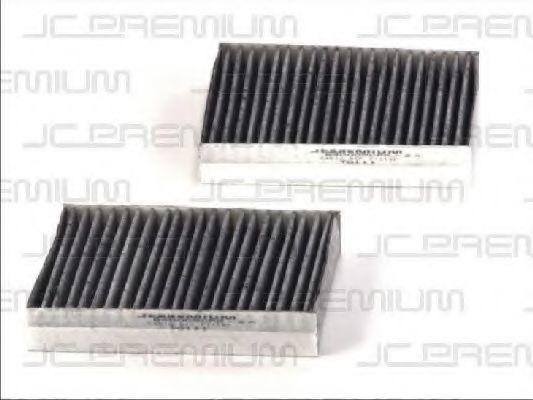 Фильтр салона комплект 2шт JC PREMIUM B4D005CPR2X