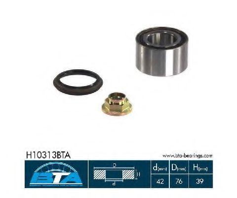 Подшипник ступицы колеса BTA H10312BTA